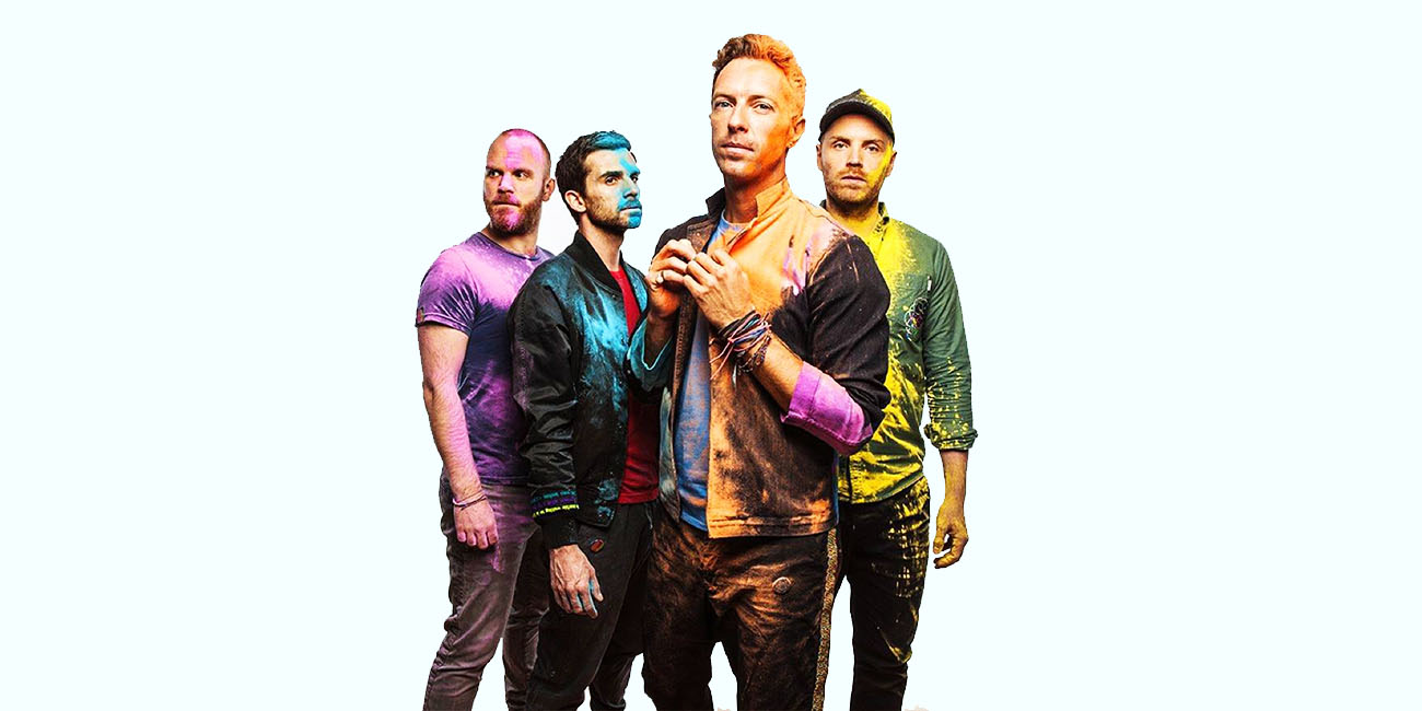 Coldplay's 'Kaleidoscope' EP Is The Group At A New Sonic Height
