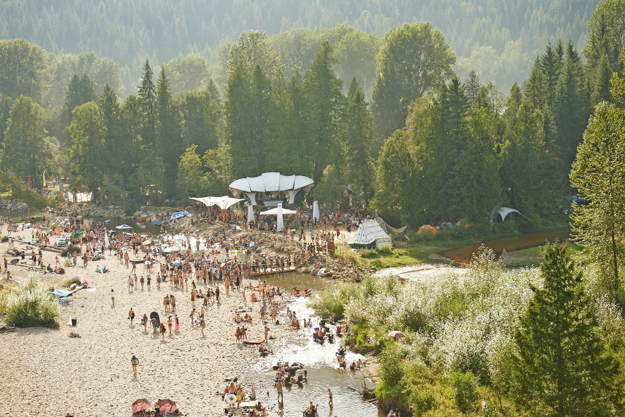 Shambhala Music Festival Announces Early Closure Due To WildFires