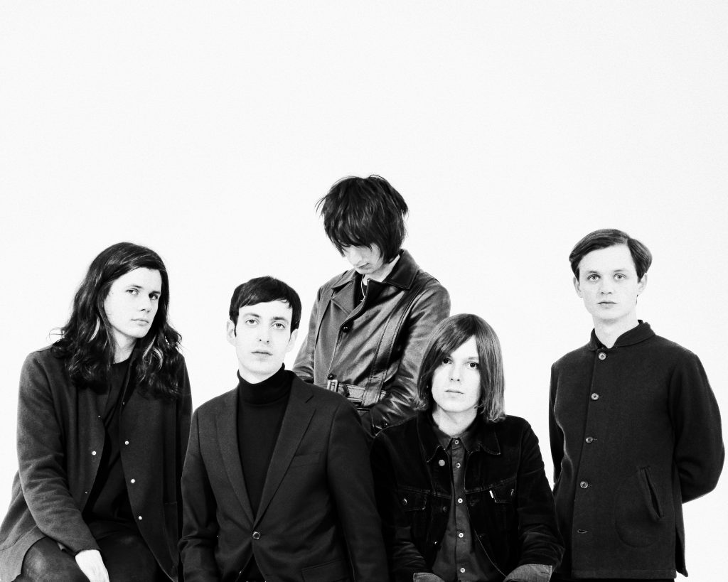 The Horrors' Latest Track 'Something To Remember Me By' Is A Memorable Risk