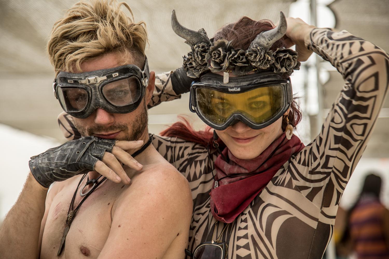 Burning Man Photos 2017, Matan Tzinamon, XIMT