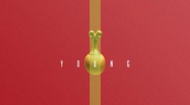 Jamie Prado – Young – Artwork