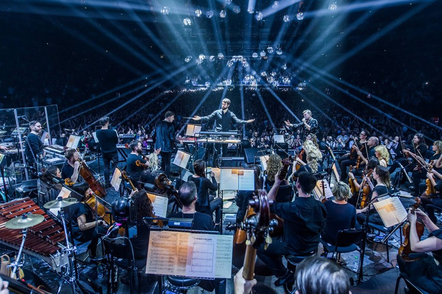 Win tickets pete tong the heritage orchestra at the for Heritage orchestra