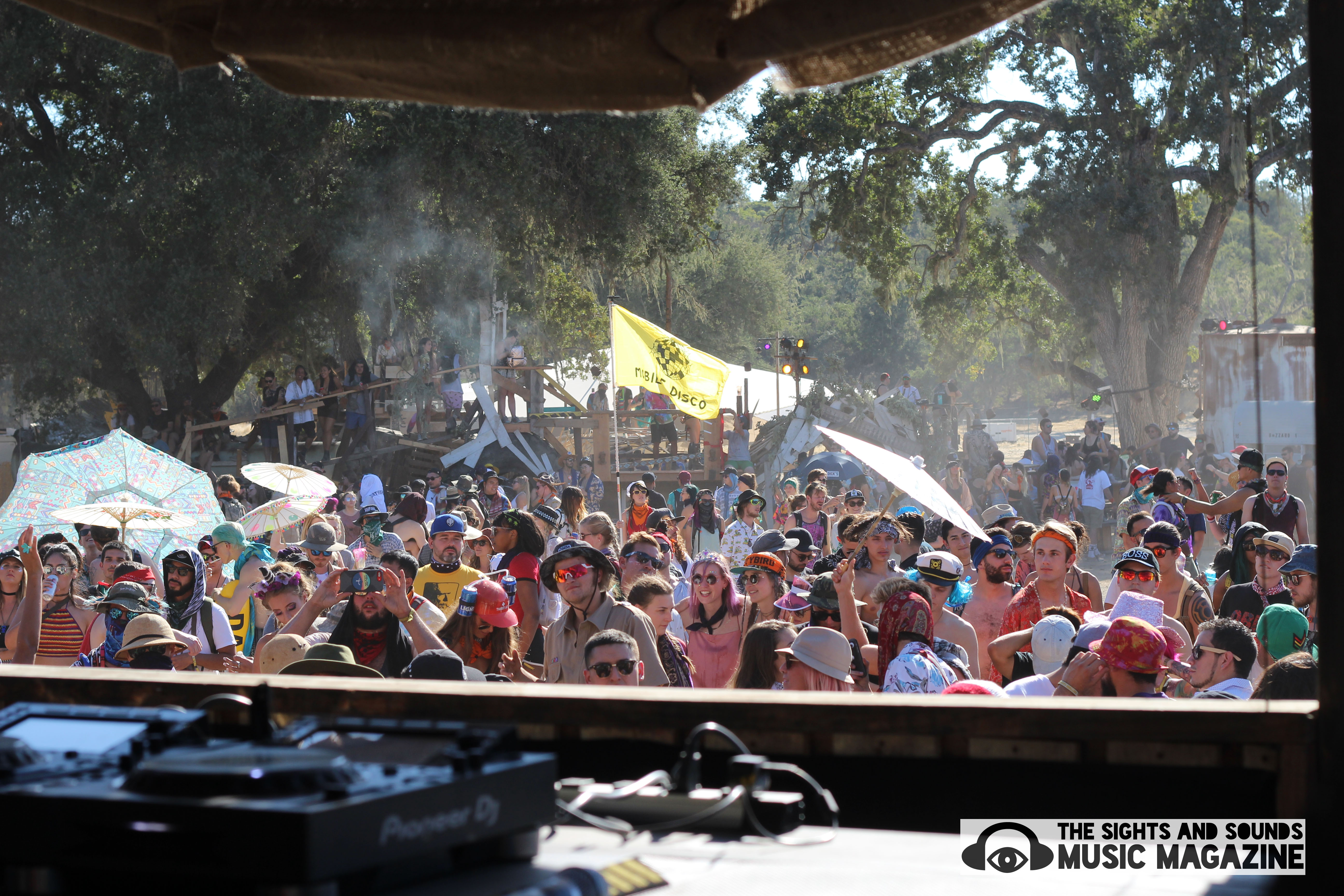 Dirtybird Campout 2017: It's More Than Just The Music
