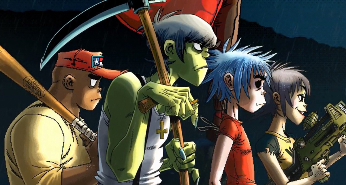 gorillaz garage palace
