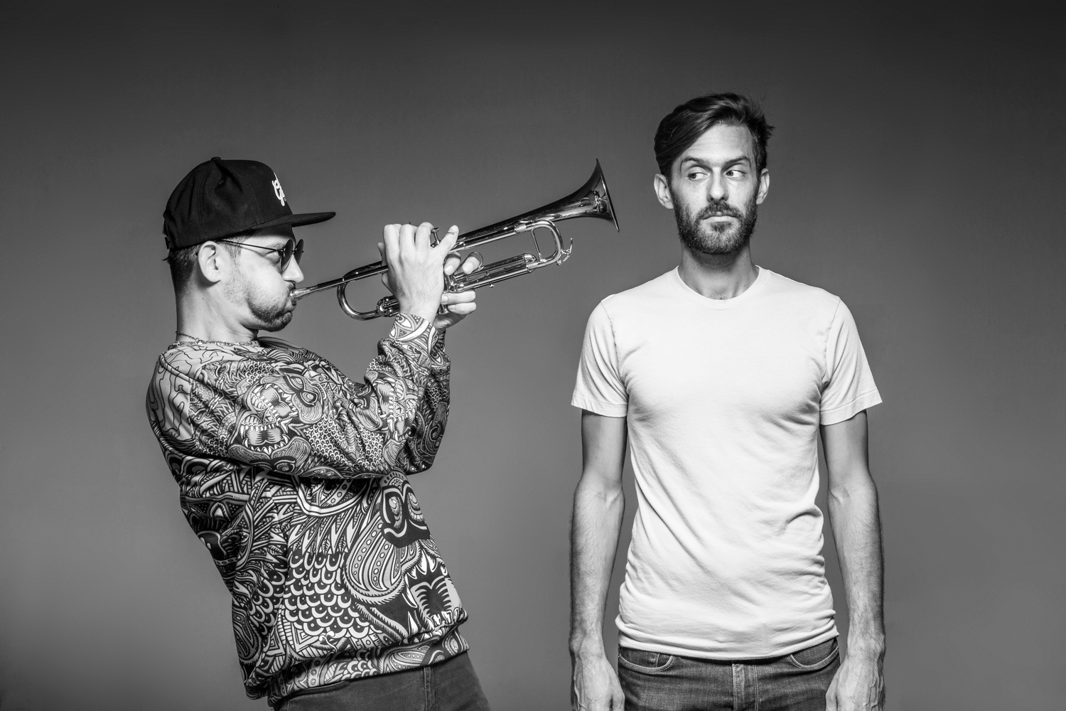 Russ Liquid Test Pay Homage To UK Drum And Bass With New Single