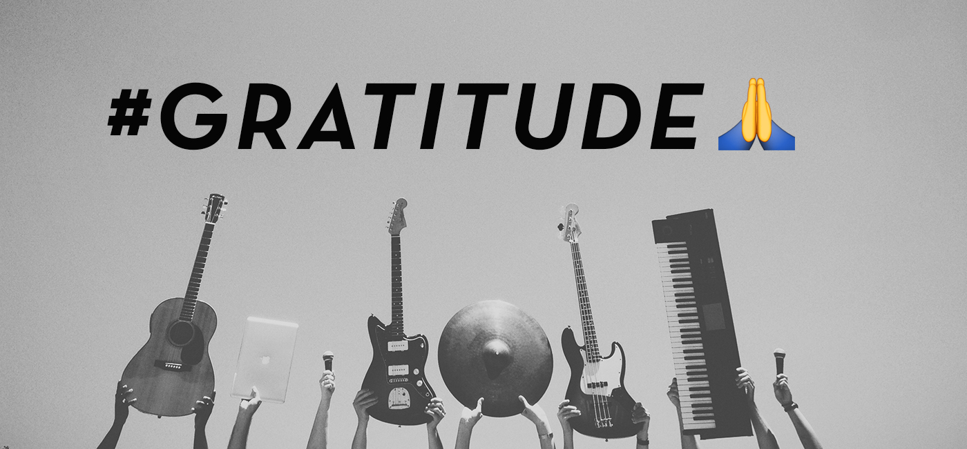 We Asked Artists What They Were Grateful For & Here's What They Said