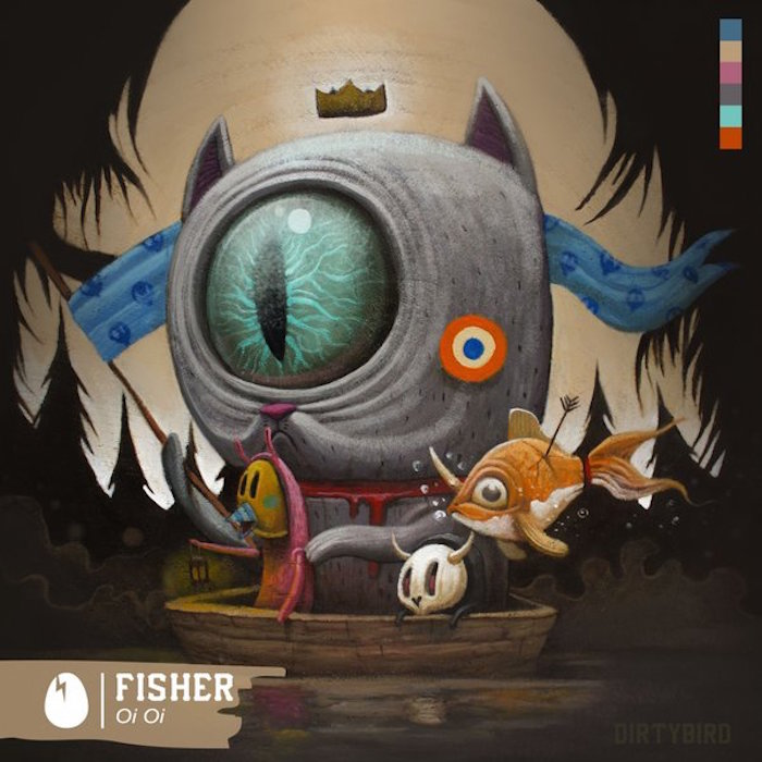 Fisher Releases Sophomore EP 'Oi Oi' on Dirtybird