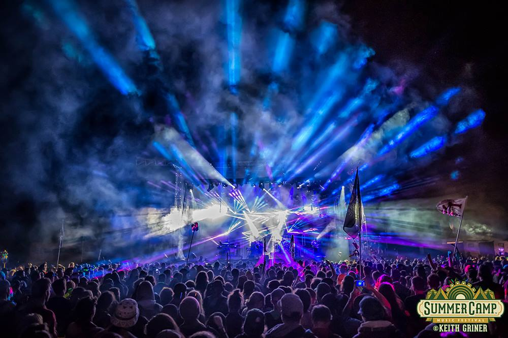 Summer Camp Music Festival Releases Their First Round Lineup & It's… Interesting