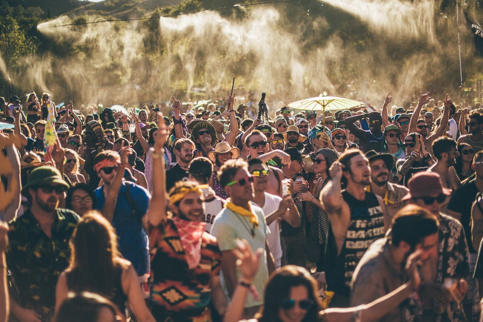 Dirtybird Campout East releases set times ahead of inaugural edition