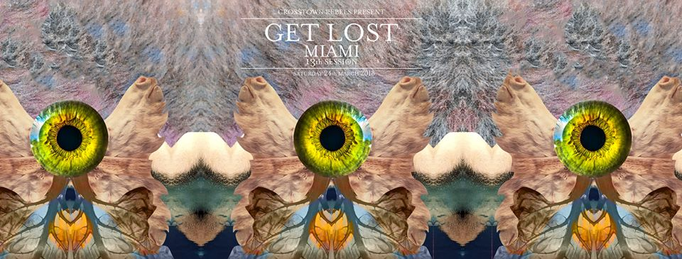 Get Lost Miami's Lineup Is For The Mad Hatter In All Of Us