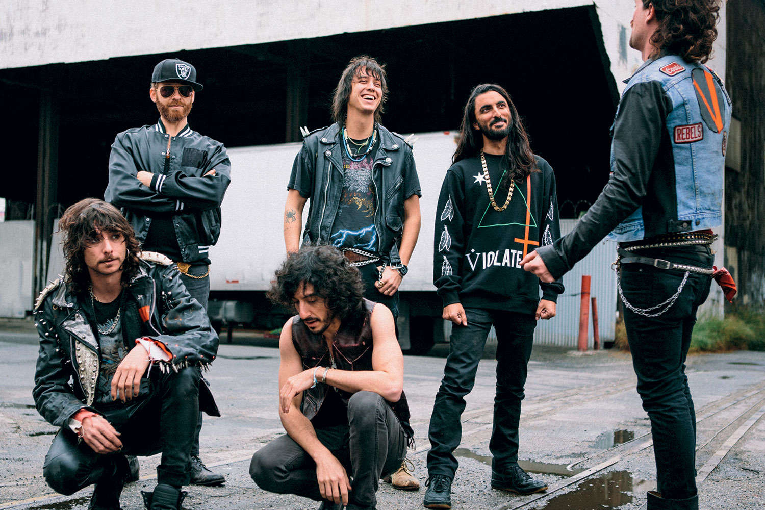 "The Voidz Release Synth Heavy New Single ""Pointlessness"""