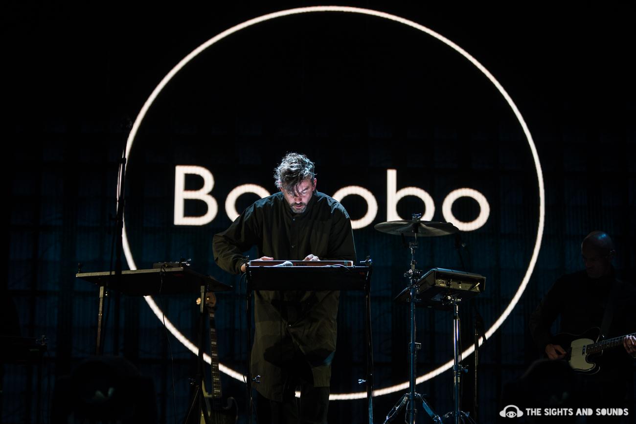 CRSSD Festival 2018 Bonobo