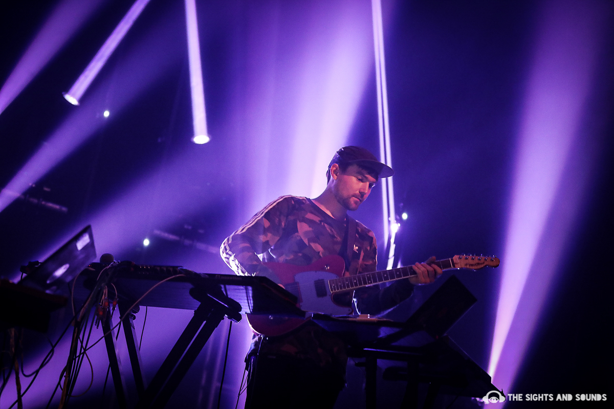 Emancipator Baralku Tour - Fonda Theater 3/16/18 - Photo by: Kaley Nelson