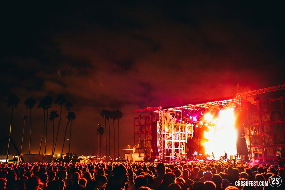 CRSSD Festival Releases Fully Loaded Free Music Bundle Via WeTransfer