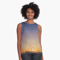 Festival Sunset Tank Top