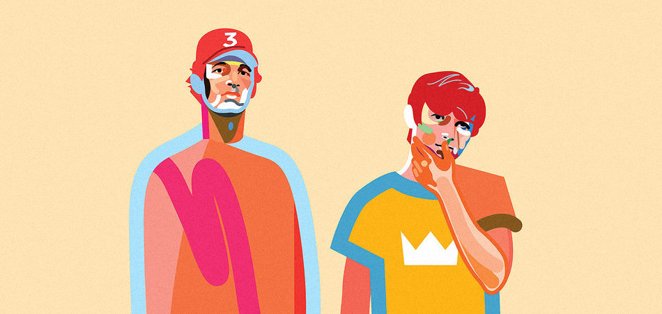 """ICYMI: Louis The Child + Joey Purp Collab On Bumpin' New Track, """"Shake Something"""""""