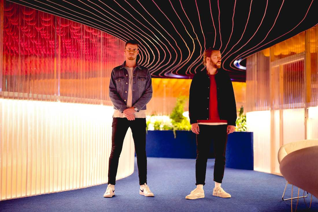 Drum & Bass Heavyweights Wilkinson and Sub Focus Team Up on 'Take It Up'