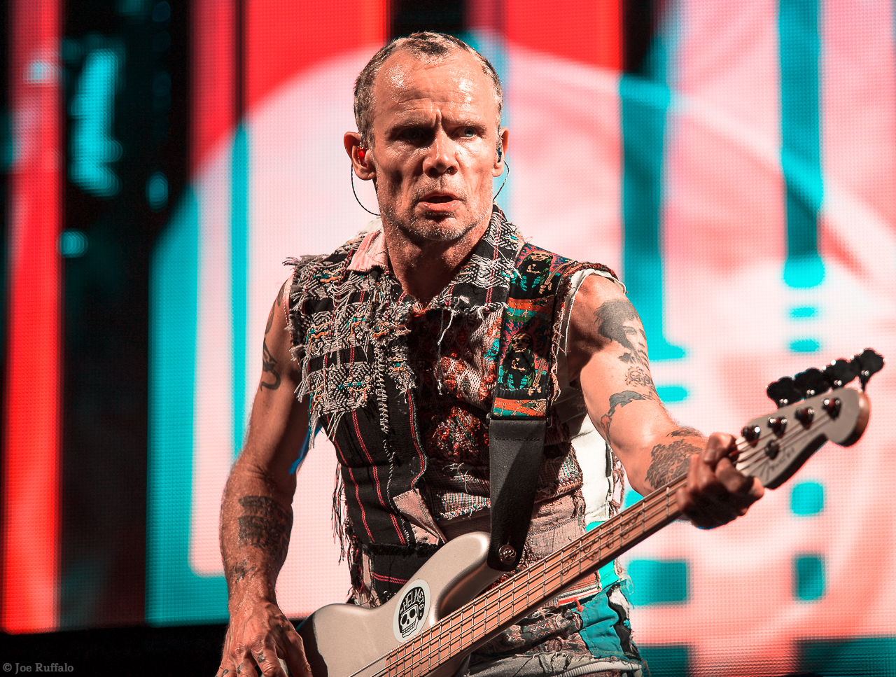 "Flea Announces Memoir ""Acid for the Children"""