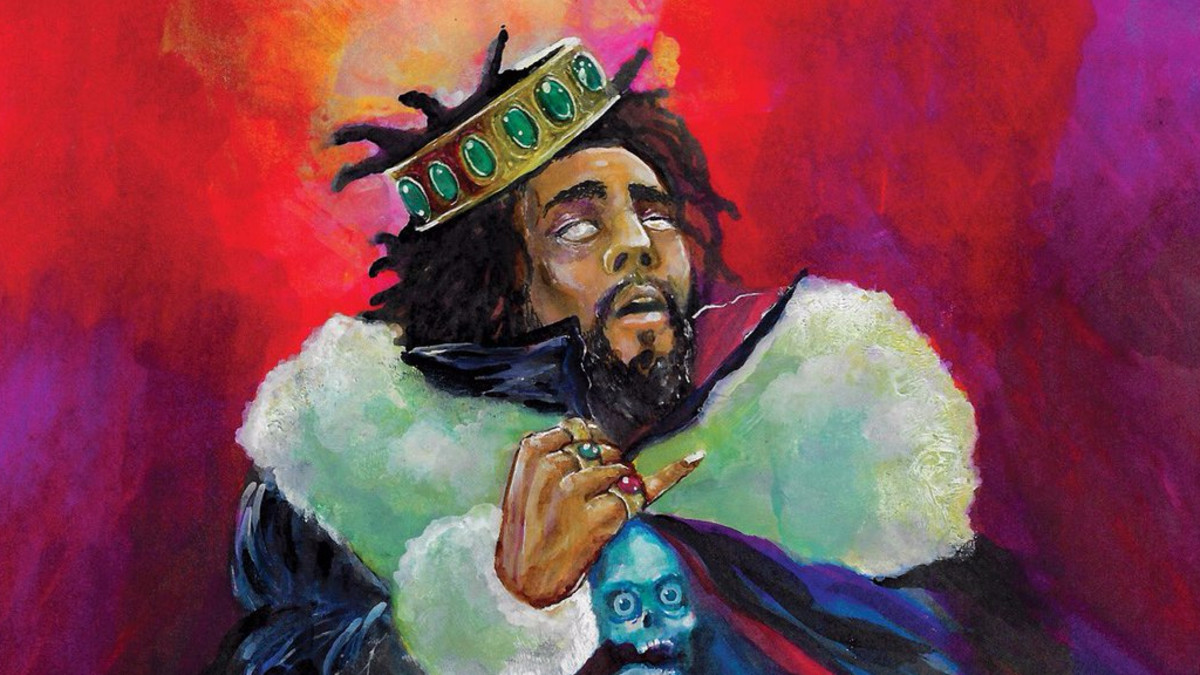 J Cole Drops KOD