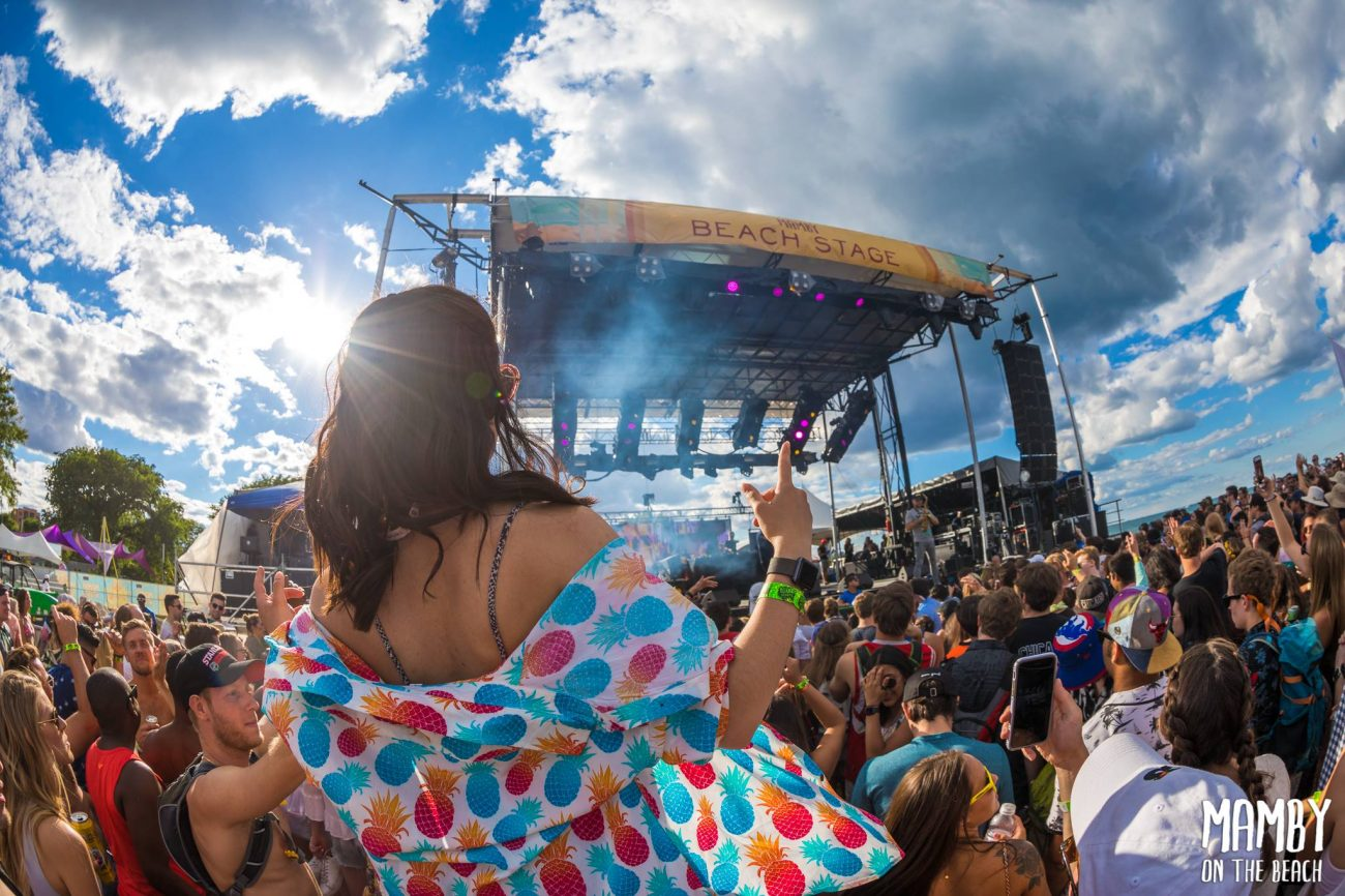 Treat Yourself: Enter To Win 2 GA Passes To Mamby On The Beach 2018
