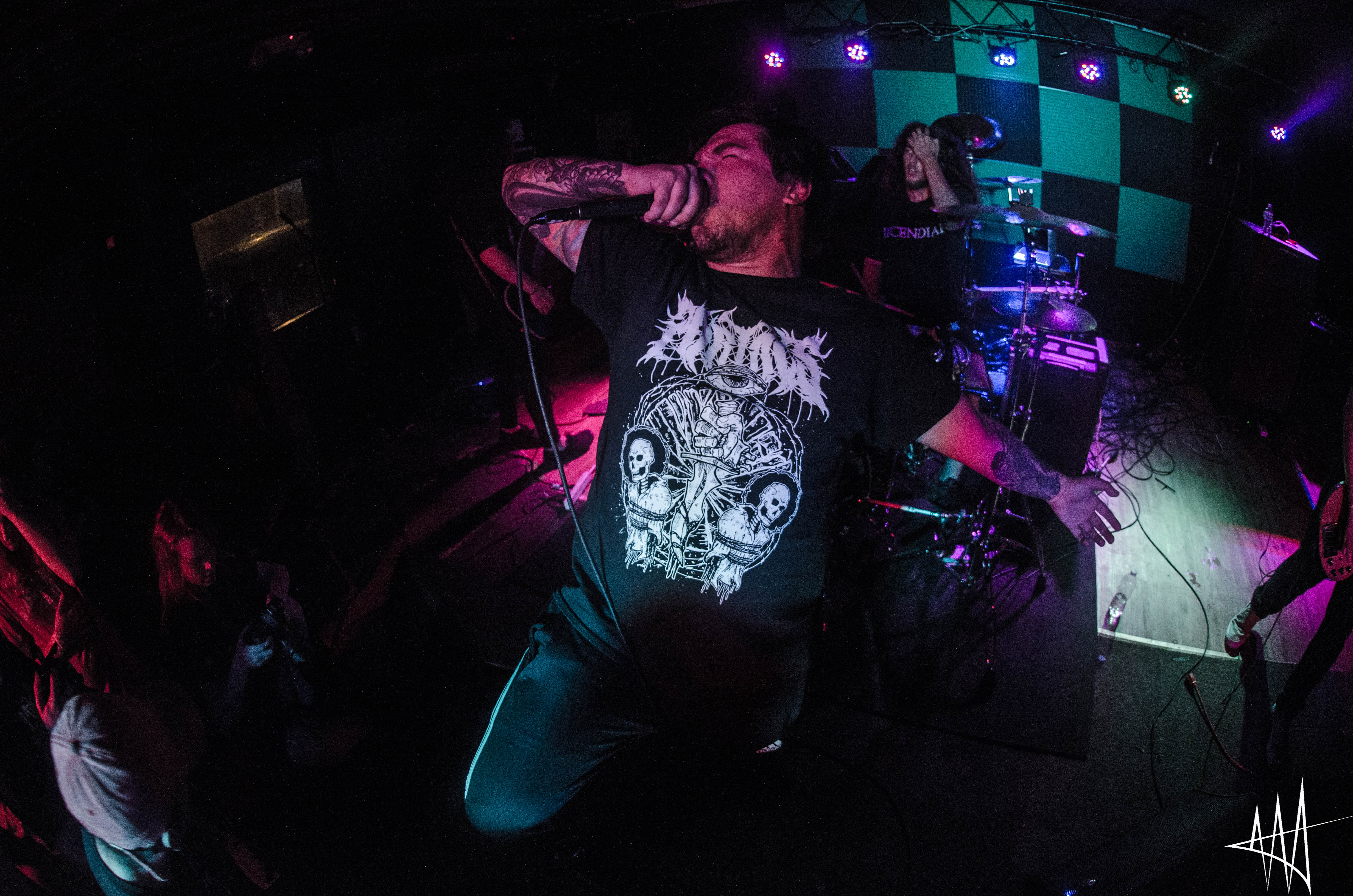 Ingested, Bodysnatcher, & Signs Of The Swarm Destroy Peoria