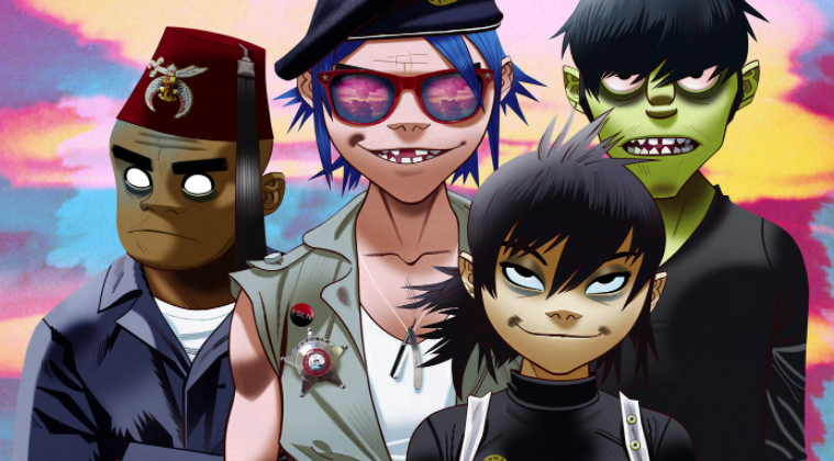 "Gorillaz Announce New Album + Share Two Tracks ""Humility"" + ""Lake Zurich"""