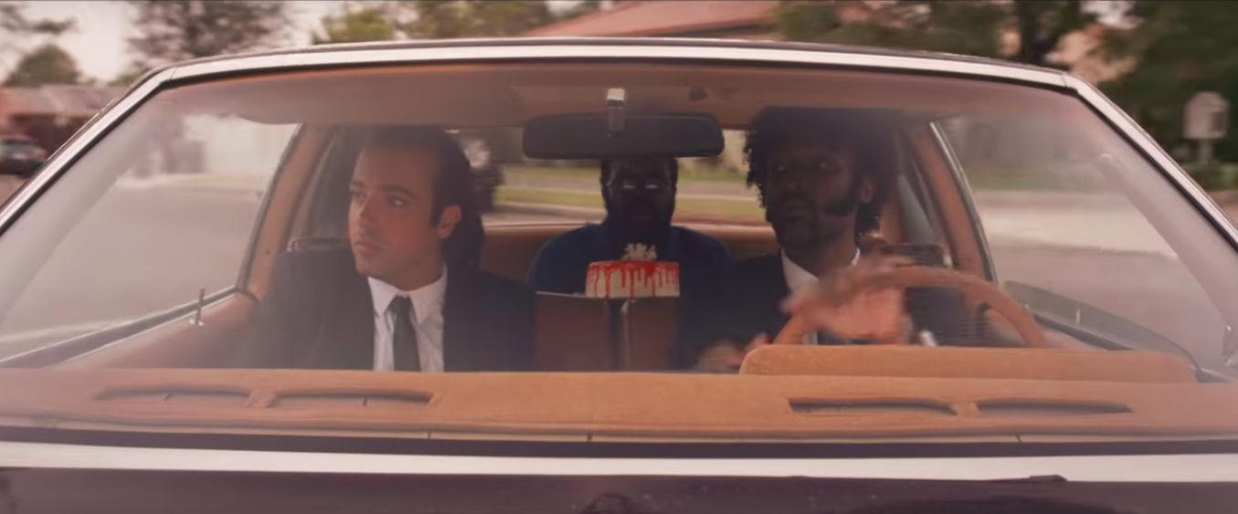 The Knocks + Foster the People Parody Cult Classics In Their Latest Visual
