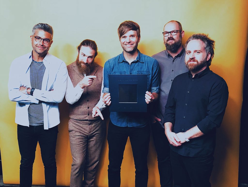 Death Cab For Cutie Presents 'Thank You For Today' Album