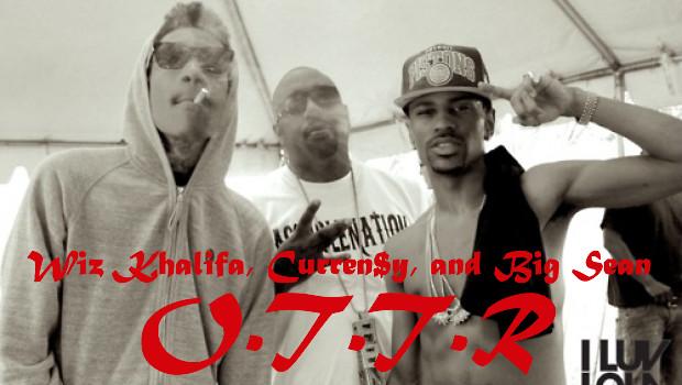 Wiz Khalifa, Curren$y & Big Sean – O.T.T.R (Prod. By Big Jerm)