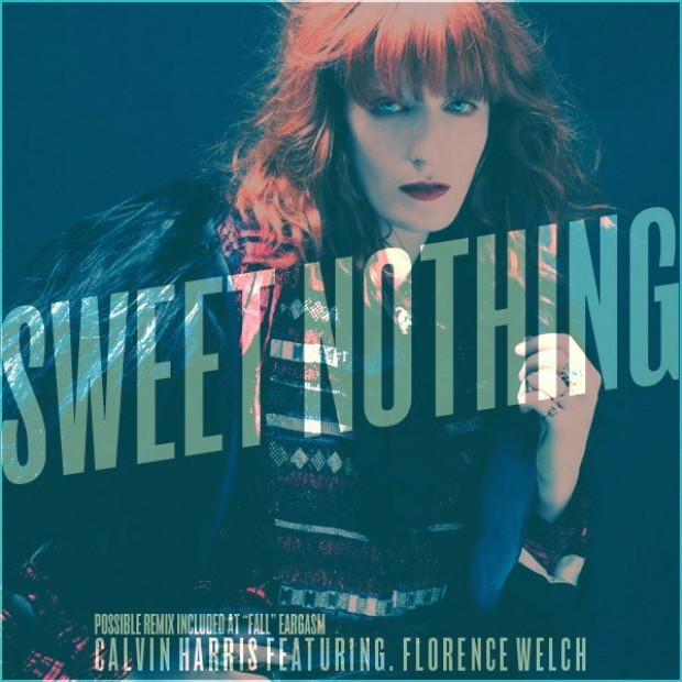 """[ELECTRO] Florence Welch ft. Calvin Harris – """"Sweet Nothing"""""""
