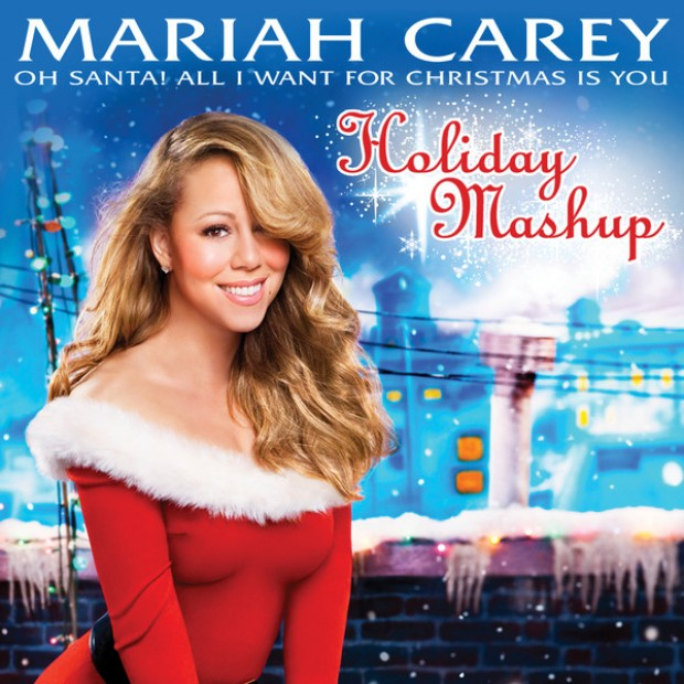 Youtube Mariah Carey Christmas.Mashup Mariah Carey Oh Santa All I Want For Christmas