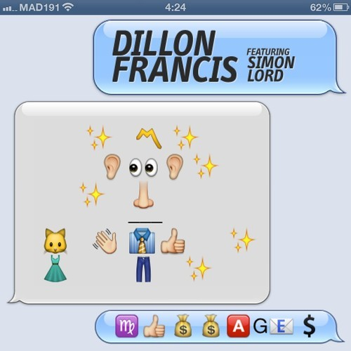 """[ELECTRO] Dillon Francis ft. Simon Lord – """"Messages"""""""