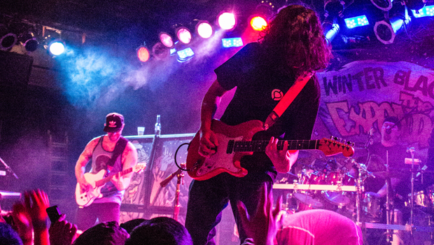 [PHOTO RECAP] The Expendables Perform at Bottom Lounge