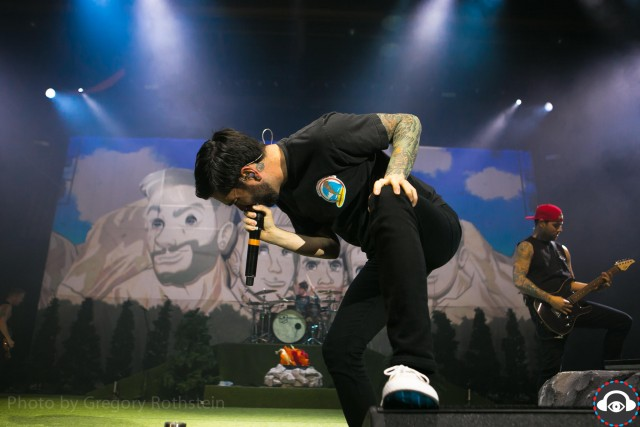 [FESTIVAL RECAP] See You In The Pit: A Day To Remember's Parks And Devastation Tour