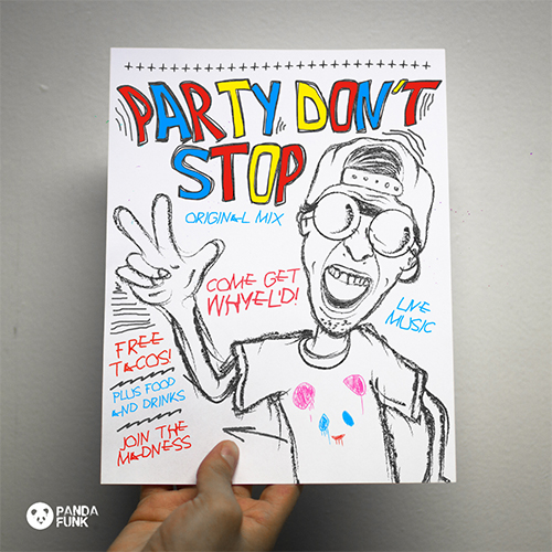 """[ELECTRO] Whyel – """"Party Don't Stop"""""""