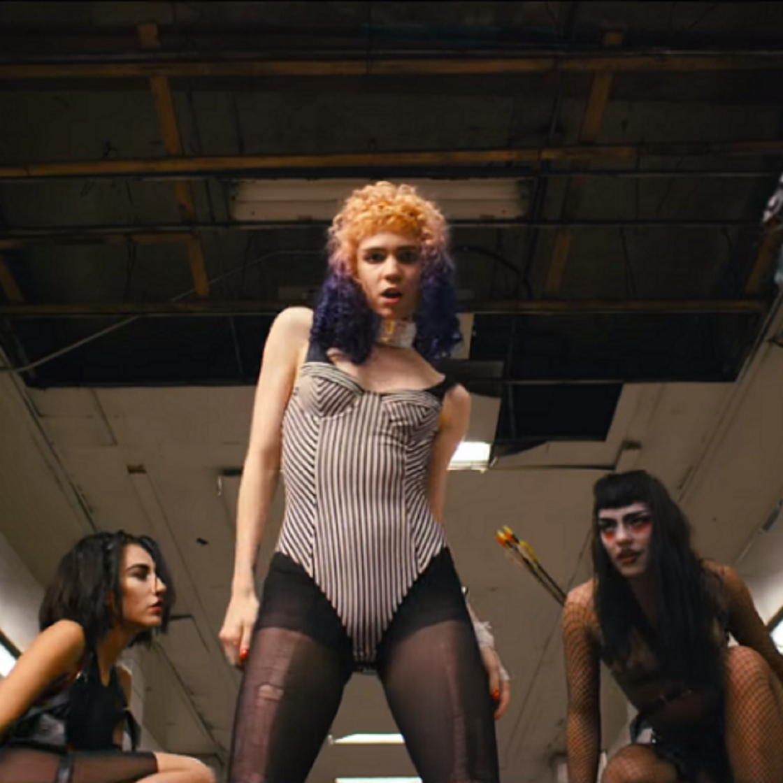 grimes-kill-v-maim-music-video