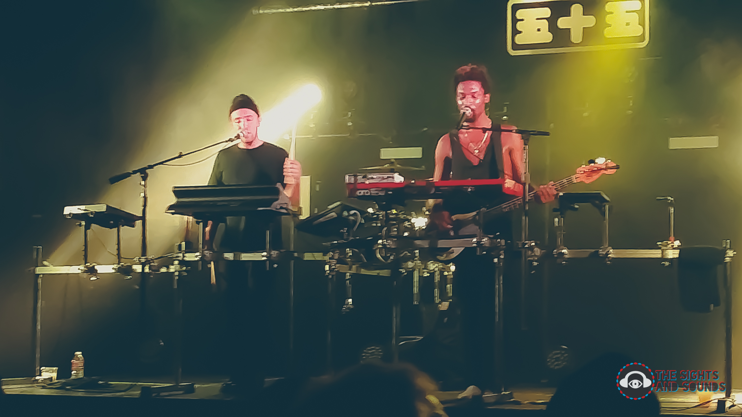 The Knocks at El Rey Theatre - The Sights And Sounds-1