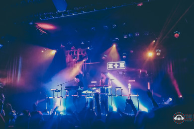 The Knocks at El Rey Theatre – The Sights And Sounds-2