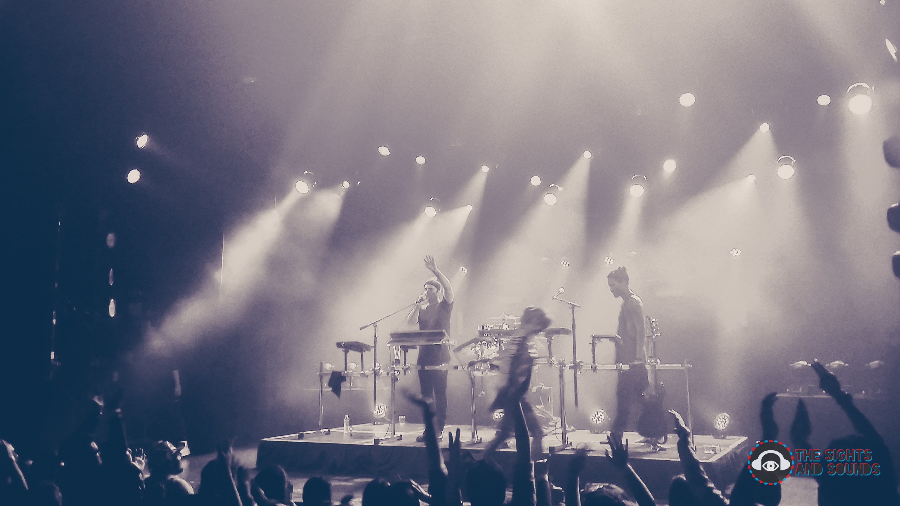 The Knocks and POWERS at El Rey Theatre - The Sights And Sounds-6