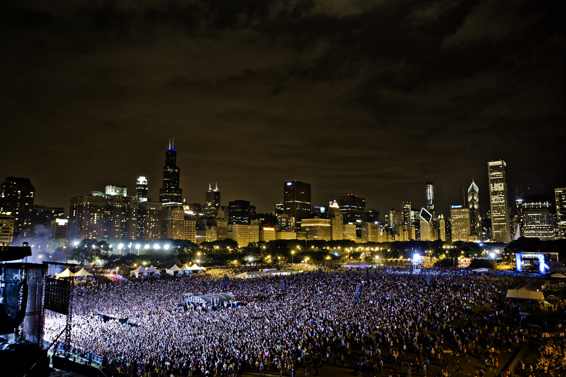 [FESTIVAL NEWS] Lollapalooza Celebrates 25-Year Anniversary With 4 Days & Colorful Lineup