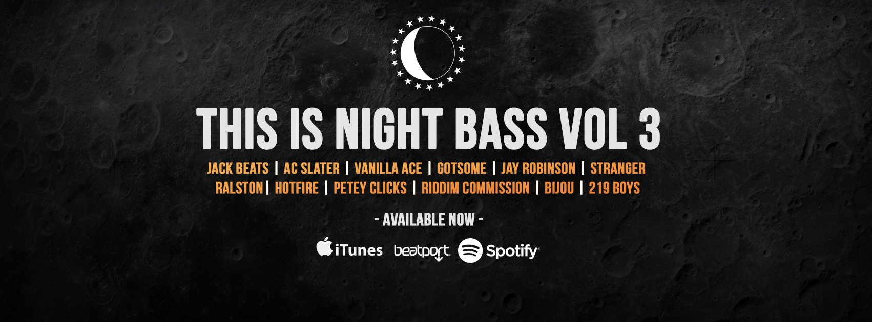 """[HOUSE] Night Bass Releases Third Installment of """"This is Night Bass"""" Compilation"""