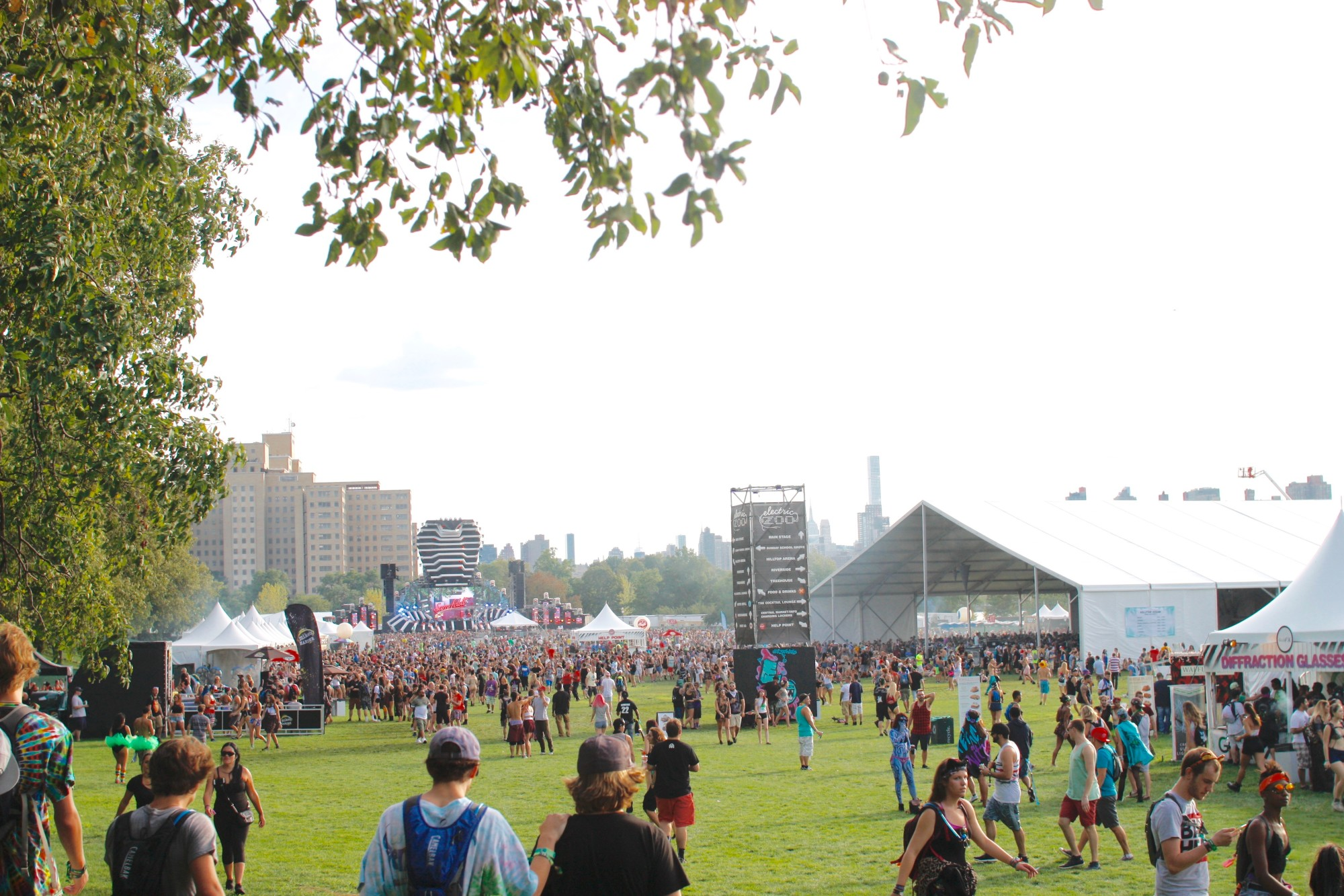 [FESTIVAL RECAP] Electric Zoo is a Rave and that's OK