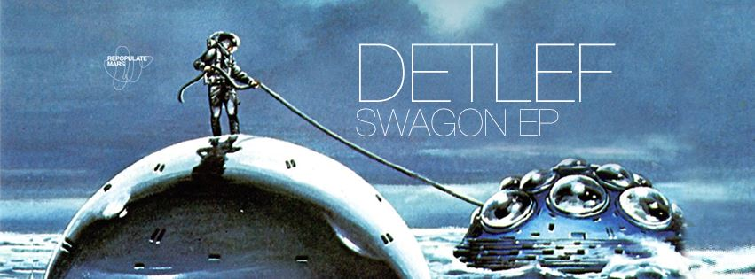 [TECH HOUSE] Certifiable Fire Alert: Detlef Releases 'Swagon' EP