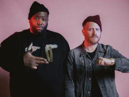 Run the Jewels Hopscotch