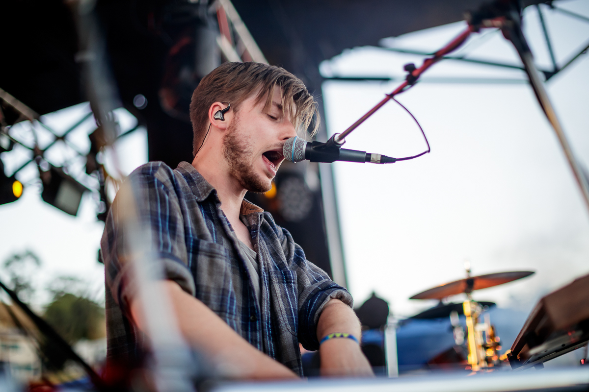 Lido interview - Da Black Swan
