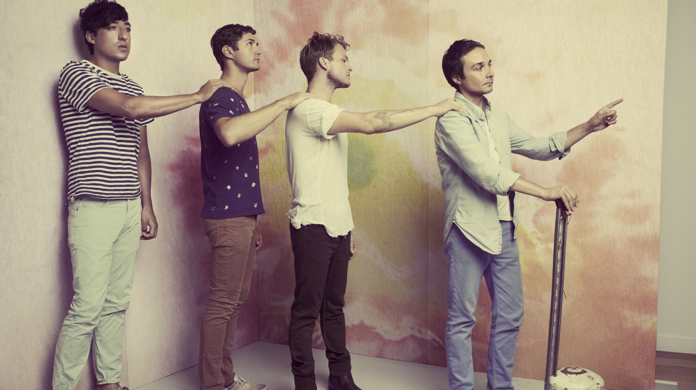 ICYMI: Grizzly Bear Announce Album, Share New Song 'Mourning Sound'