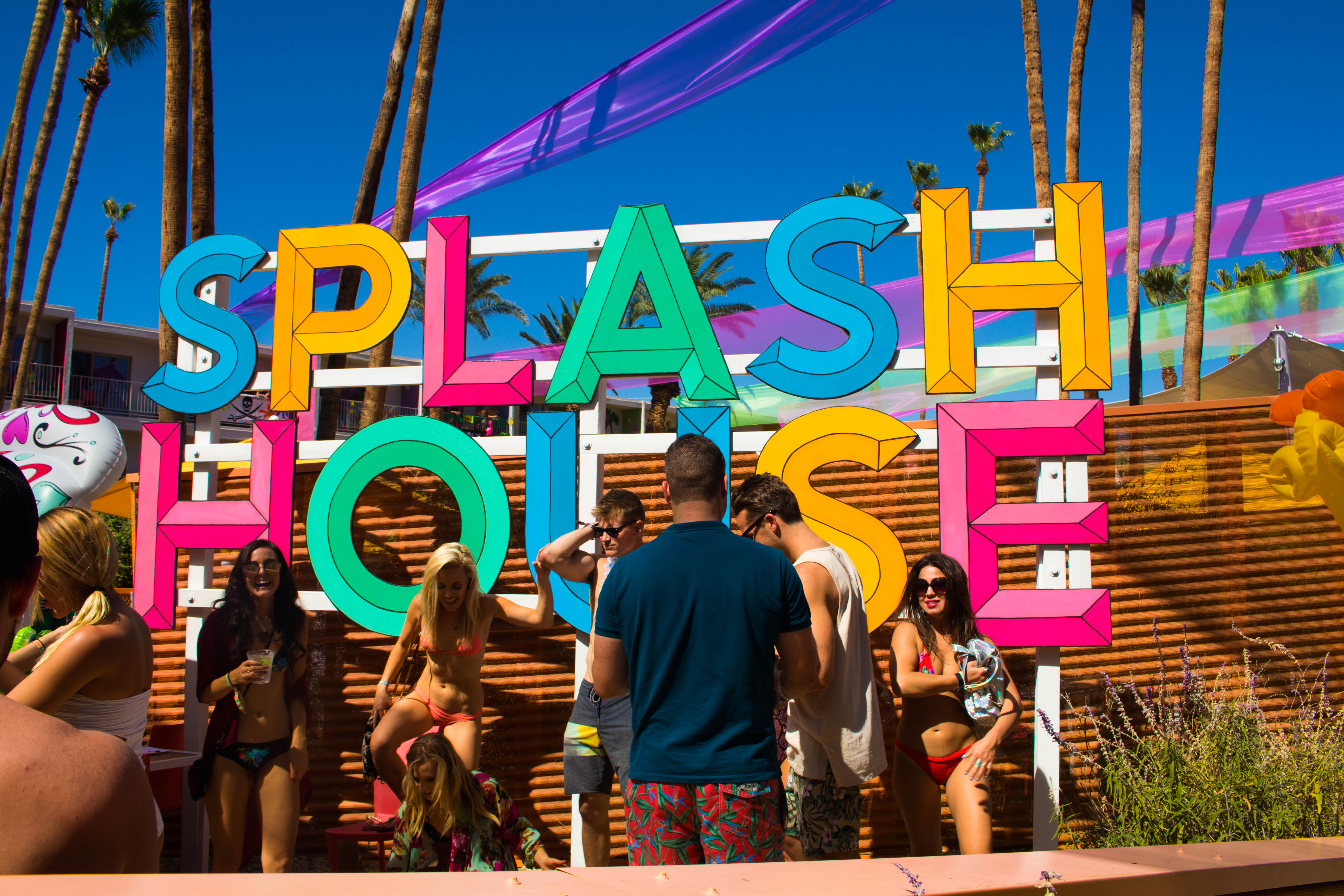 Ain't No Party Like a Splash House Party