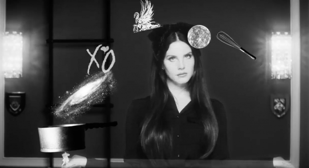 "Lana Del Rey Shares ""Lust For Life"" Tracklist, Two New Tracks"