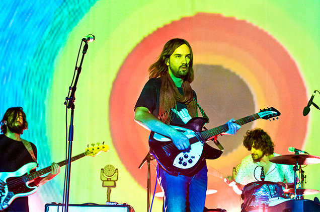 Tame Impala Are Playing An Exclusive Panorama Pre-Show At The Capitol Theatre