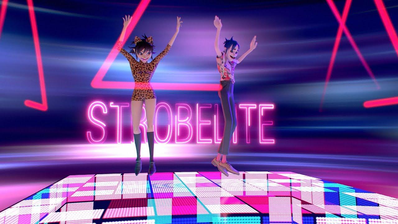 Watch Gorillaz Lay It DOWN On The Dancefloor In New 'Strobelite' Video